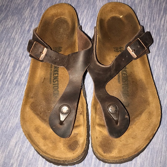 Woman's Birkenstock made in Germany </p>                     </div>                     <!--bof Product URL -->                                         <!--eof Product URL -->                     <!--bof Quantity Discounts table -->                                         <!--eof Quantity Discounts table -->                 </div>                             </div>         </div>     </div>              </form>  <div style=